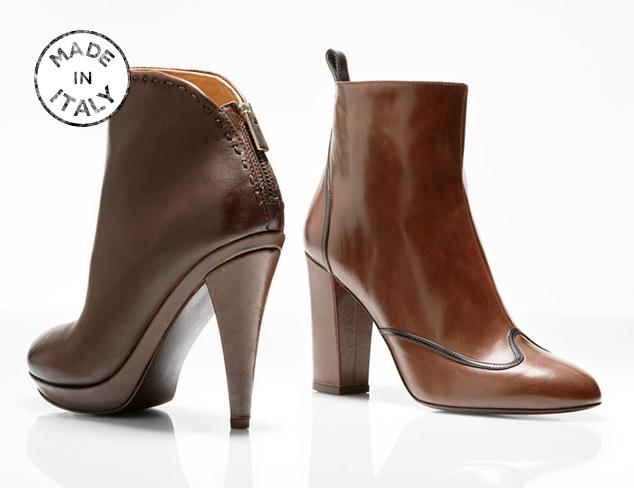 Italian Luxury Shoes & Boots at MYHABIT