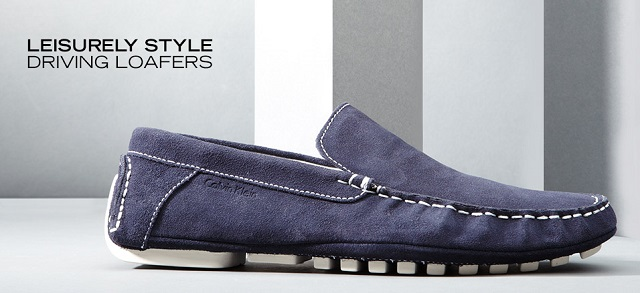 Leisurely Style Driving Loafers at MYHABIT