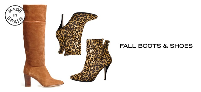 Made in Spain Fall Boots & Shoes at MYHABIT