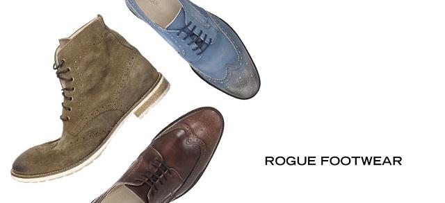 Rogue Footwear at MYHABIT
