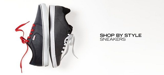 Shop by Style Sneakers at MYHABIT