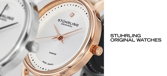 Stuhrling Original Watches at MYHABIT