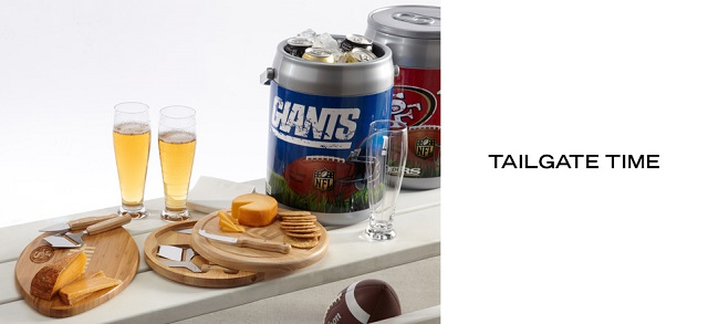 Tailgate Time at MYHABIT