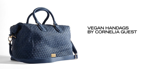 Vegan Handags by Cornelia Guest at MYHABIT