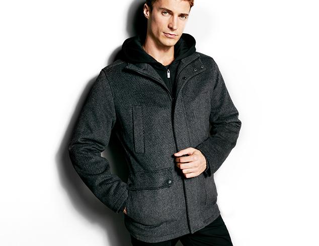 Calvin Klein Outerwear at MYHABIT