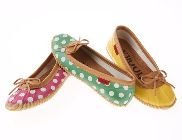 Chooka Rainboots & Shoes at MYHABIT