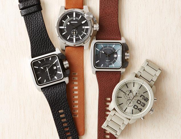 Diesel Watches at MYHABIT