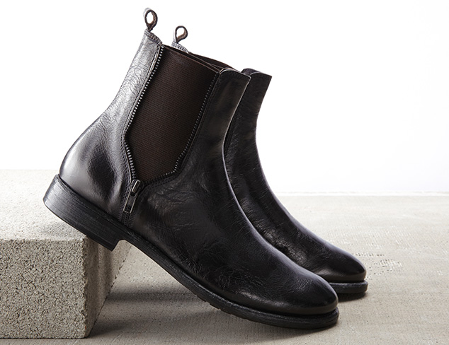 Made in Italy Fall Boots at MYHABIT