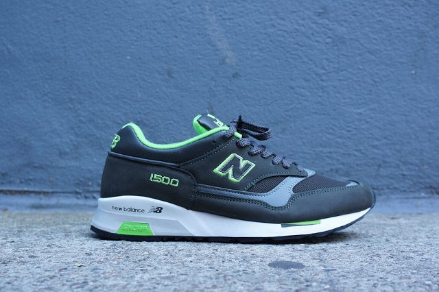 New Balance 1500 UK - Forest Green_5