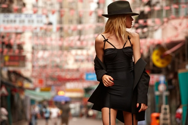 REVOLVE Clothing Winter 2013 Lookbook HONG KONG
