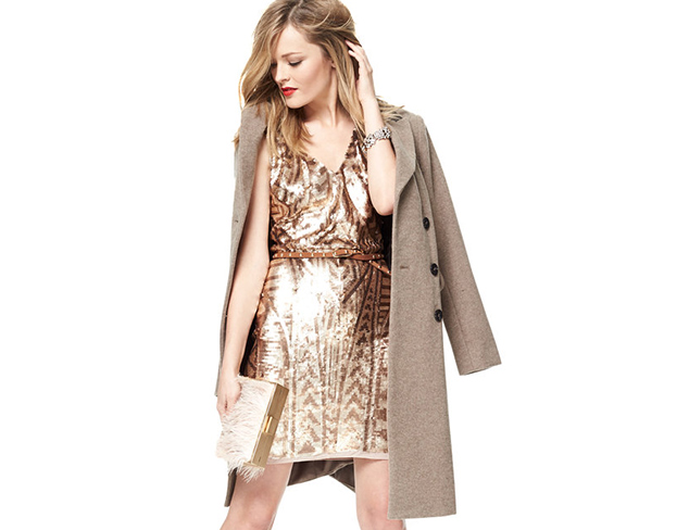 Sequined Party Dresses & Separates at MYHABIT