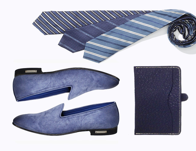 Shoes & Accessories by Color Blue at MYHABIT
