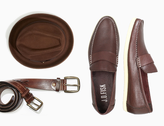 Shoes & Accessories by Color Brown at MYHABIT