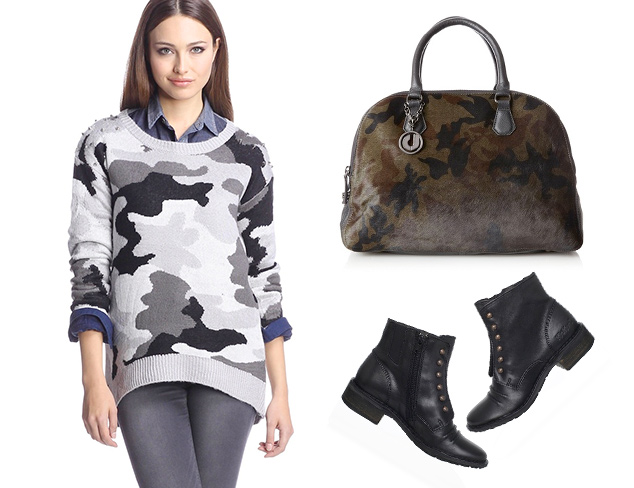 Style Guide Military Inspired at MYHABIT