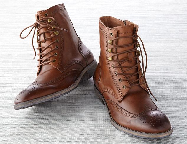 ANDREW MARC Men's Hillcrest Boot