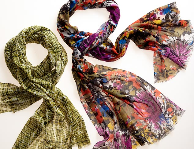 Accessories by Forté Cashmere at MYHABIT