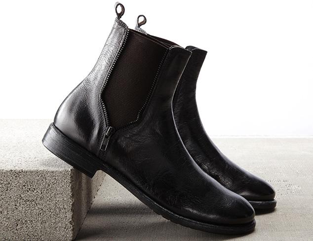 Bacco Bucci COSTA Plain Toe Comfort Fashion Boots
