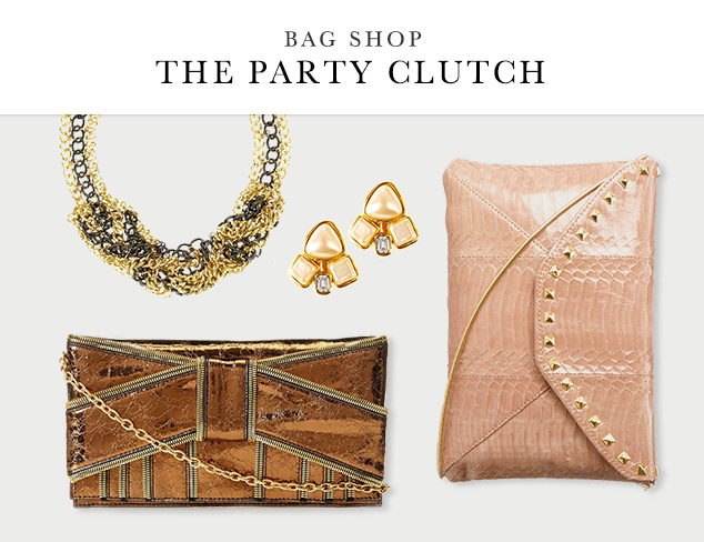Bag Shop The Party Clutch at MYHABIT