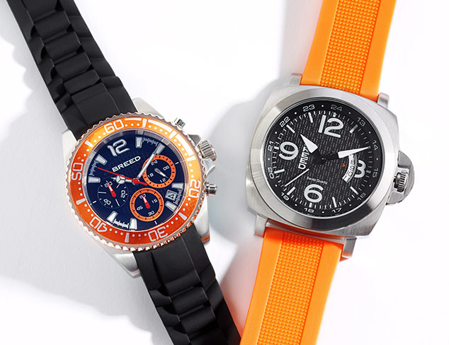 Breed Watches at MYHABIT
