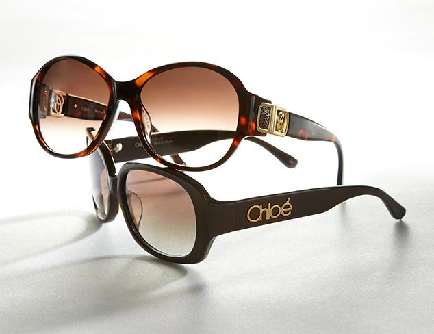 Designer Sunglasses Ft. Chloé at MYHABIT
