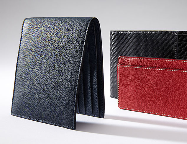 Leone Braconi Wallets & Card Cases at MYHABIT