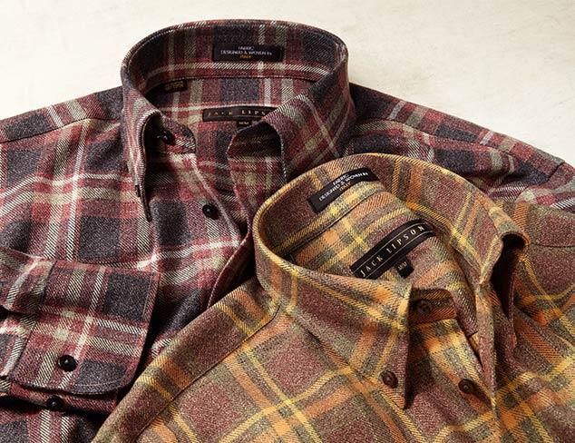 Lipson Shirtmakers at MYHABIT