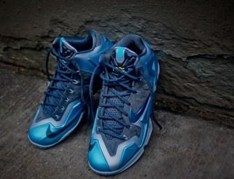Nike Lebron XI – Gamma Blue