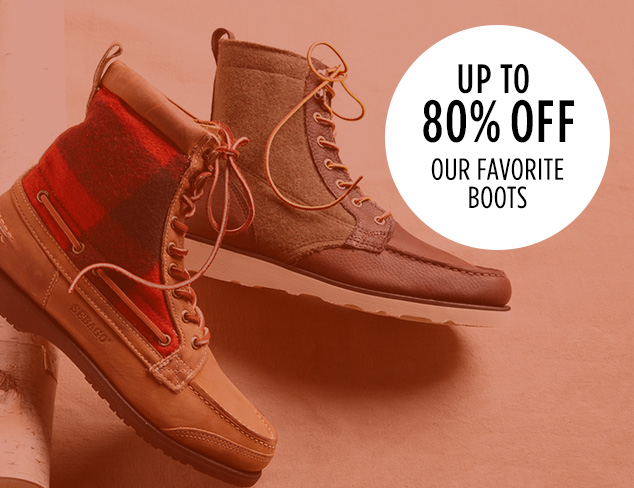 Up to 80 Off Our Favorite Boots at MYHABIT