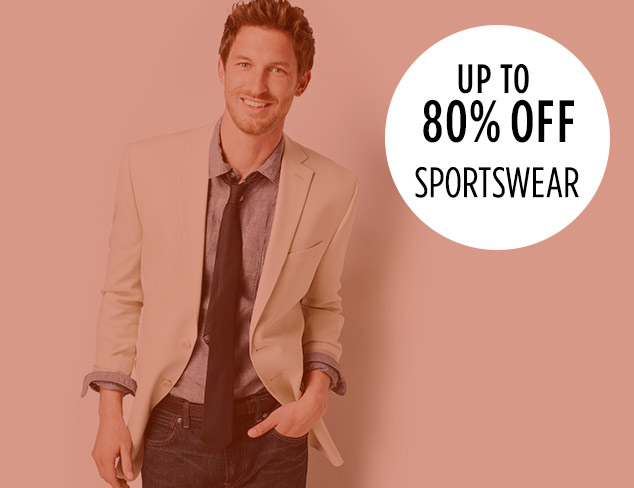 Up to 80 Off Sportswear at MYHABIT