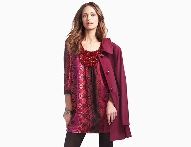 Vibrant Hues Jackets & Coats at MYHABIT