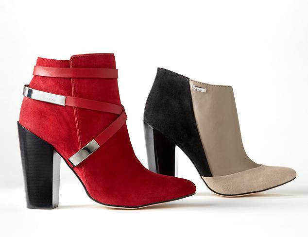 $99 & Under Calvin Klein Footwear at MYHABIT