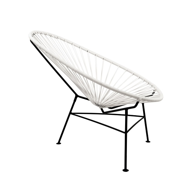Acapulco Steel Lounge Chair by The Common Project_6