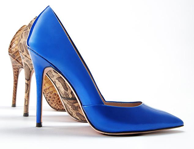 Chic Shoes feat. Jean-Michel Cazabat at MYHABIT