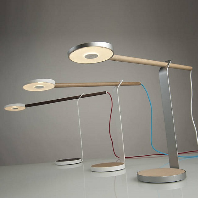 Gravy LED Desk Lamp By Koncept