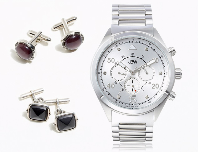 New Year's Eve Watches & Cufflinks at MYHABIT