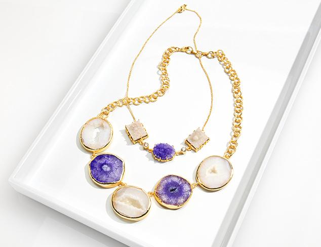 Splendid Stones Saachi Jewelry at MYHABIT