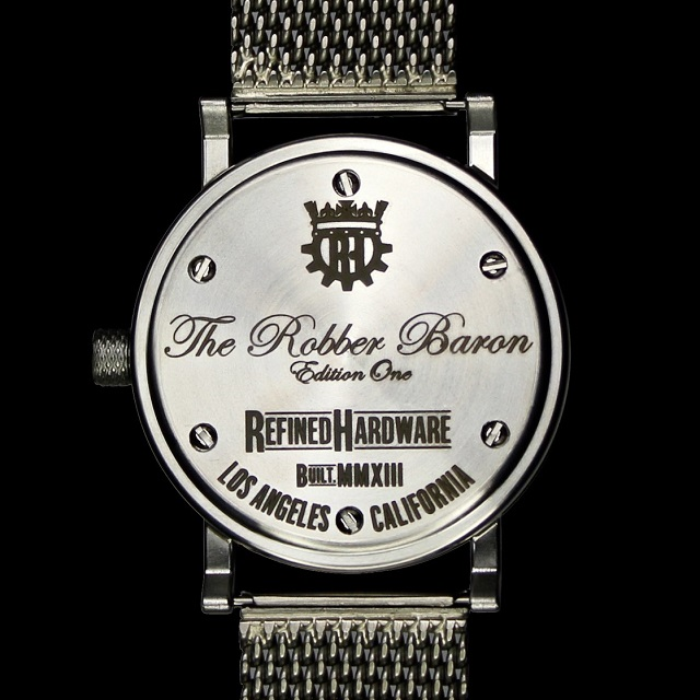 The Robber Baron Edition One by Refined Hardware_6