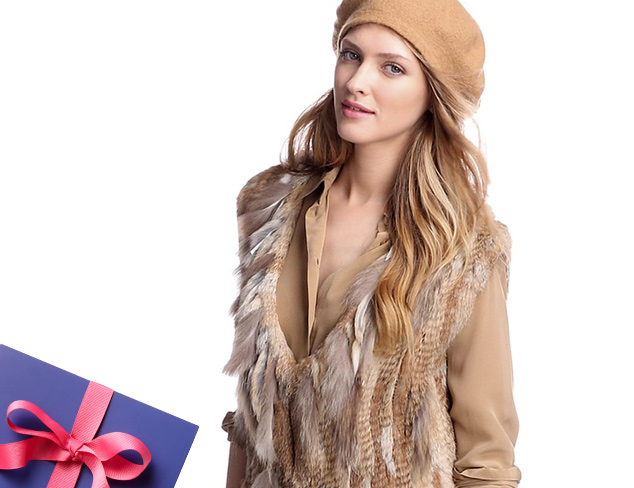Up to 75 Off Luxe Fur Styles at MYHABIT