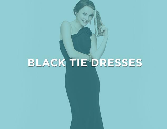Up to 80 Off Black Tie Dresses at MYHABIT
