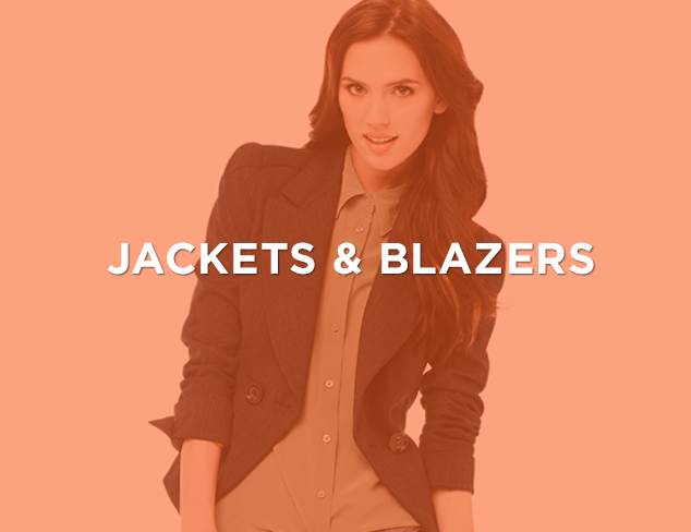 Up to 80 Off Jackets & Blazers at MYHABIT