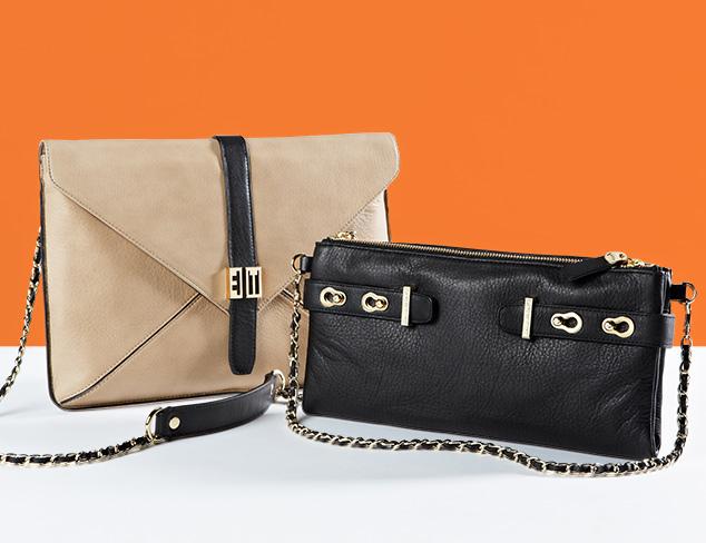 Uptown Chic Everyday Handbags at MYHABIT