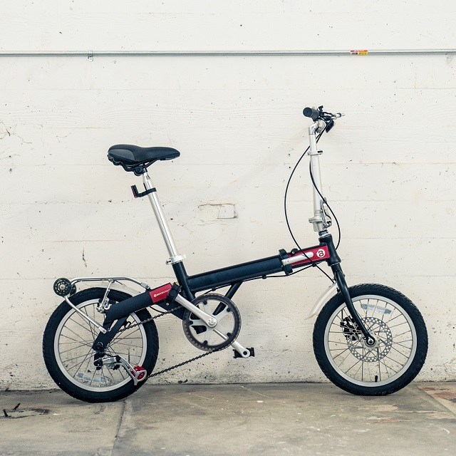 Broadway Folding Bike by Brooklyness