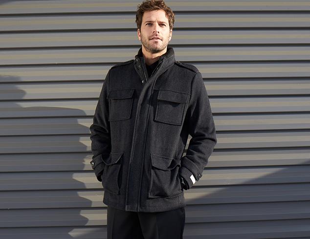 Calvin Klein Men's Outerwear at MYHABIT