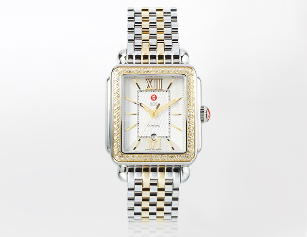 Classic Watches feat. Michele at MYHABIT