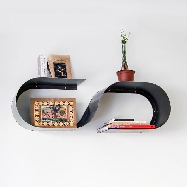 Matharu Floating Steel Furniture