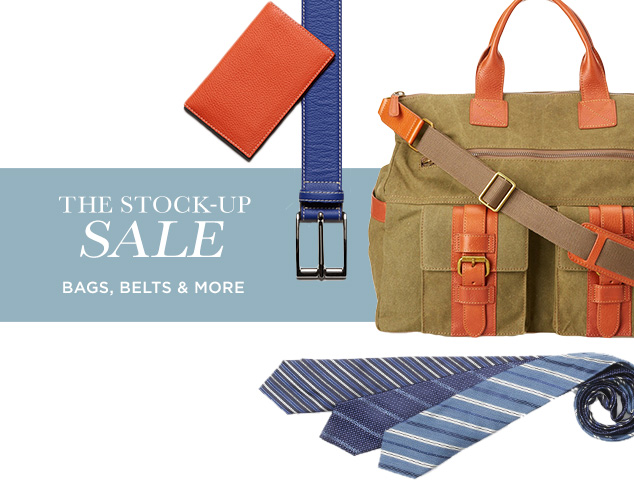 Up to 70 Off Bags, Belts & More at MYHABIT