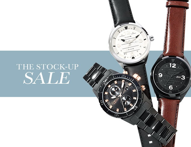 Up to 80 Off Watches at MYHABIT