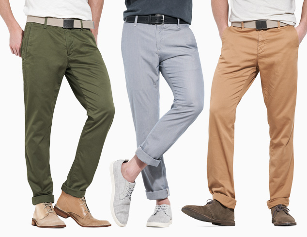 Up to 85 Off Casual Pants at MYHABIT