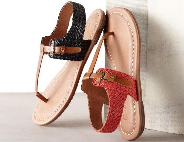 $49 & Under Flat Sandals at MYHABIT