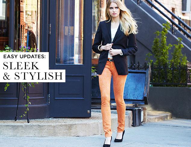 Easy Updates Sleek & Stylish at MYHABIT